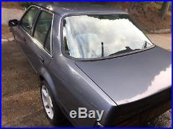 1989 Ford Orion Ghia 1.4 Genuine 22k Miles Spares Or Repair Project