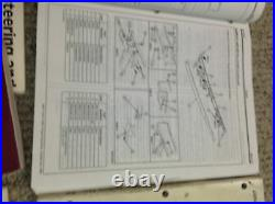 1997 Ford F-250 350 F250 F350 Truck Service Shop Repair Manual Set BODY CHASSIS