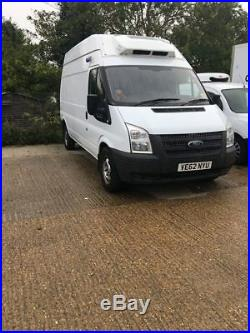 2012 Ford Transit Fridge Van With Standby Spares or repairs