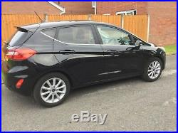 2018 Ford Fiesta Titanium 1.0 Eco Boost Not Damaged Repaired Salvage Hpi Clear