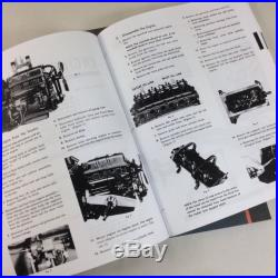 old ford tractor service manuals