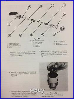 Ford 4600 Tractor Service Manual Repair Manual Shop Manual 1268 PAGES