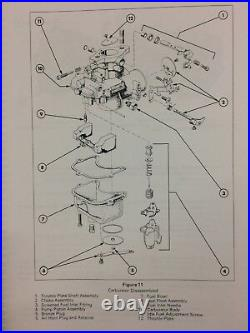 Ford 5600 Tractor Service Manual Repair Manual Shop Manual 1268 PAGES