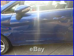 Ford Fiesta Damaged/salvage/ Repairable