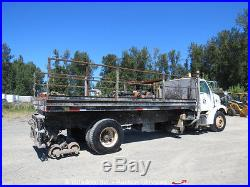 Ford L8501 Louisville 101 Utility Truck Stahl 20' Lift Bed with Hi-Rail Repair