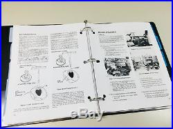 Ford Lgt 100 120 125 145 165 195 Lawn Garden Tractor Service Repair Parts Manual
