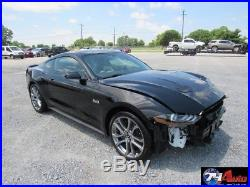 Ford Mustang GT Premium salvage, repairable, export, project