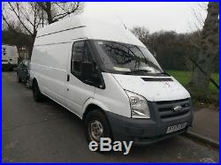 Ford Transit T350 2.4TDCi Rear wheel drive LWB high roof Spares or repairs