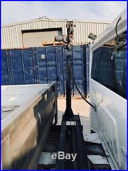 Ford Transit Tipper Single Cab PICK UP Drop Side Spares Repairs Crane Hiab Type