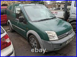 Ford transit Connect 1.8tdci T220 Spares or Repair