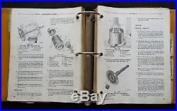 Genuine Ford 555a 555b 655a Tractor Loader Backhoe Service Repair Manual 1986