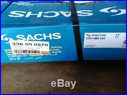 New Sachs 2294 000 660 Transmission DMF Dual Mass Flywheel Replacement Part