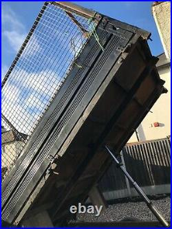 Transit Tipper Spares/repairs Caged Body Tipper With Towbar Mot/taxed